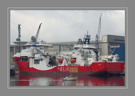 Es wird zur Wartung von Ölfeldern im Offshore-Bereich auch in der Tiefsee eingesetzt. Das Aufgabengebiet umfasst laufende Wartungsarbeiten sowie Rückbau und Versiegelung erschöpfter Ölquellen
