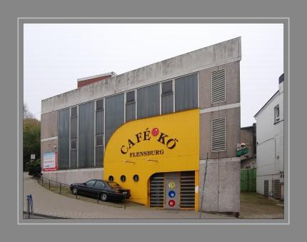 Billiardcafe in der Heinrichstraße, Flensburg
