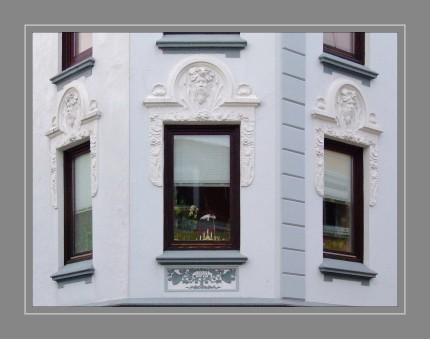 Eckhaus Burgstraße/Ritterstraße, Flensburg.