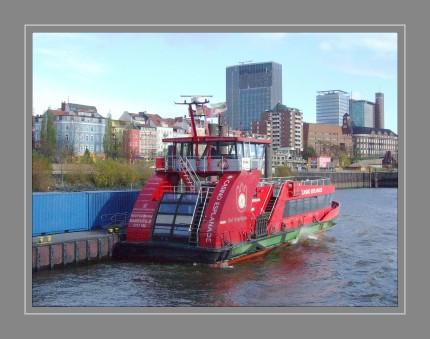 Hamburger Hafenrundfahrt